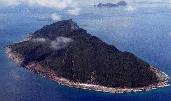 Tri kineska broda u vodama spornih ostrva  Portal NA VODI