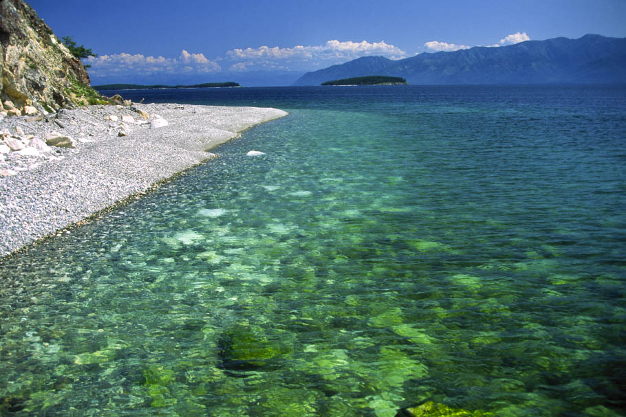Zabaikalski National Park, Lake Baikal, Siberia, Russia