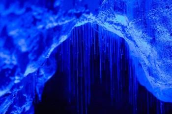 Svetleća pećina - Waitomo, Novi Zeland