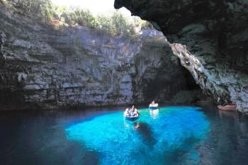Pećina Melassani - Kefaloni, Grčka