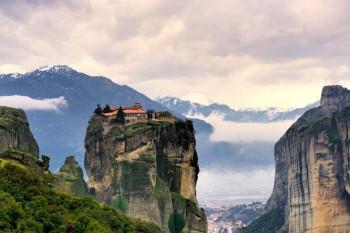 Stenoviti vrhovi - Thessaly, Grčka