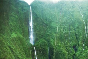 Vodopad - Honokohau-Tal, Havaji