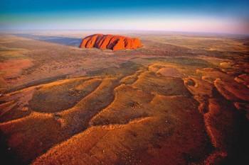 Stenovito brdo - Ayers Rock, Australija