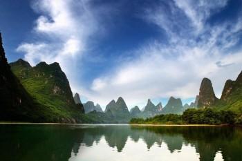 Brda - Li, Kina