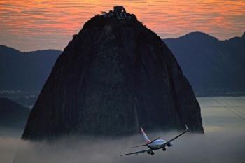 Granitno uzvišenje Pão de Açúcar - Brazil
