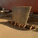 Kobilica spremna za ulivanje olova