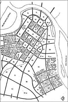 mapa novog beograda blokovi novi beograd – blokovi mapa skica plan zoran nikolic 0304 2014  mapa novog beograda blokovi