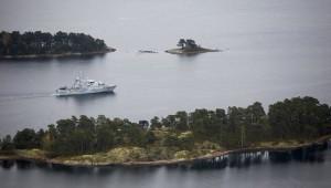 Sweden Submarine Search