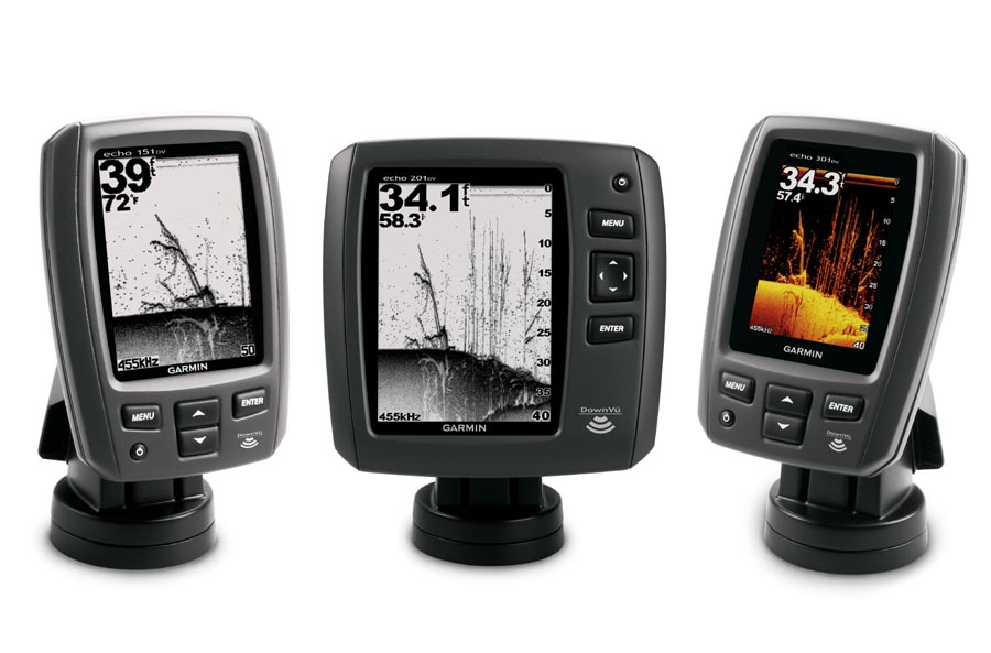 Garmin™ echo Down Vü Fish Finder