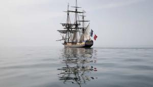 France Hermione Lafayette